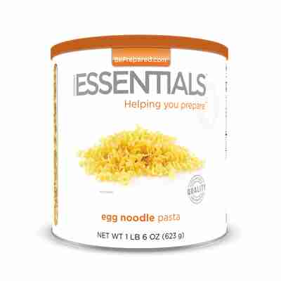 EE Egg Noodle Pasta Large Can