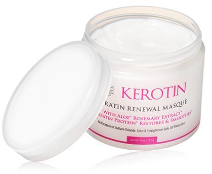 Kerotin Hair Renewal Mask