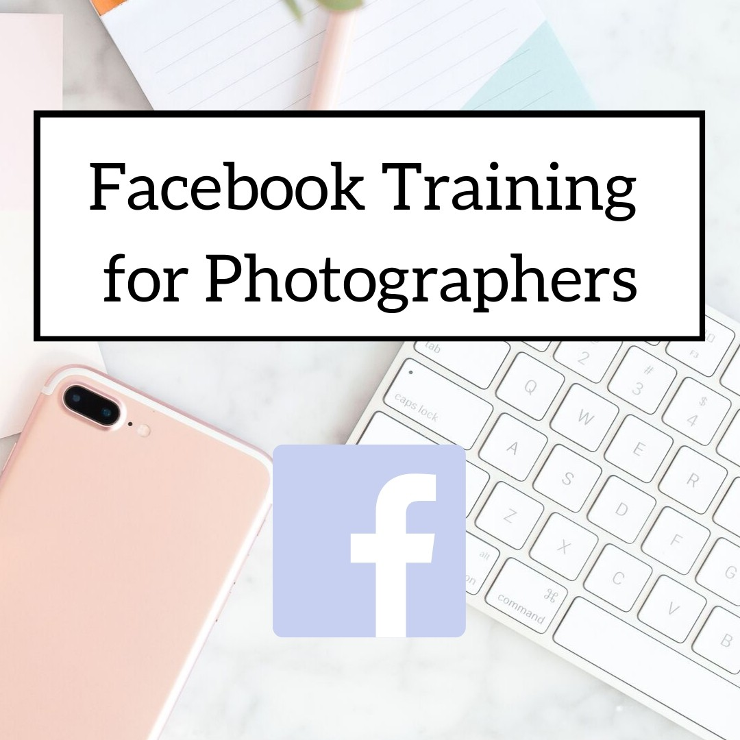 facebook for photographers training