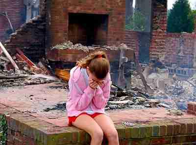 children fire safety