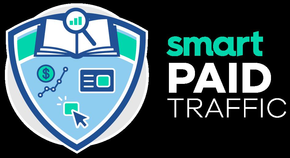 smart paid traffic logo