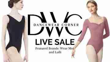 DWC FaceBook Live Sale