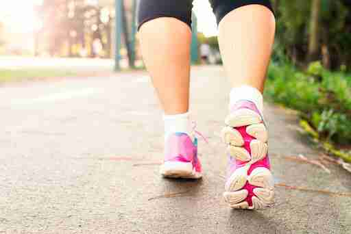 getting exercise cardio movement to lose weight