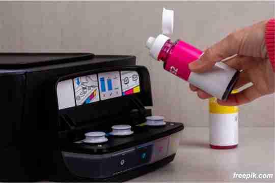 cara merawat printer, tips printer, tinta printer