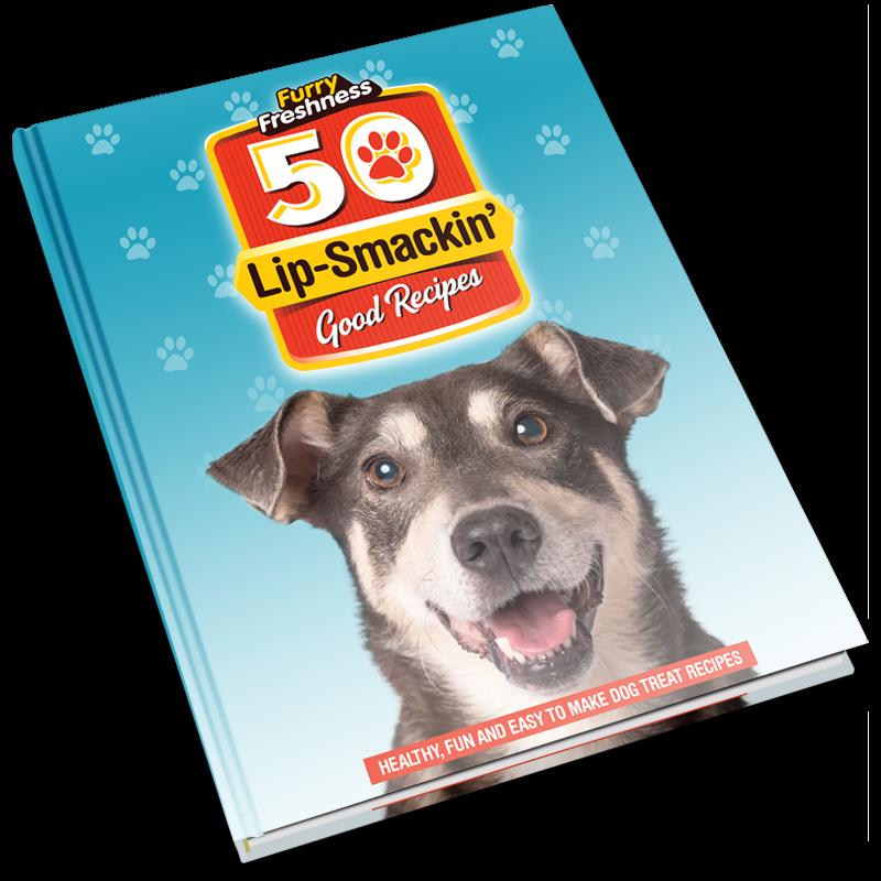 FurryFreshness 50 Lip Smackin' Good Treat Recipes