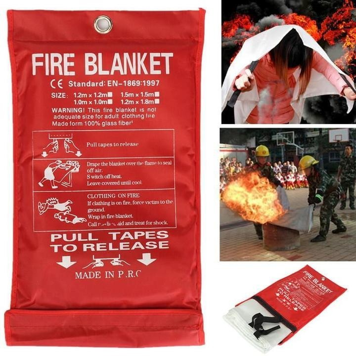 fire blanket safety