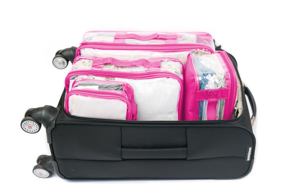 the best packing cubes for family travelers