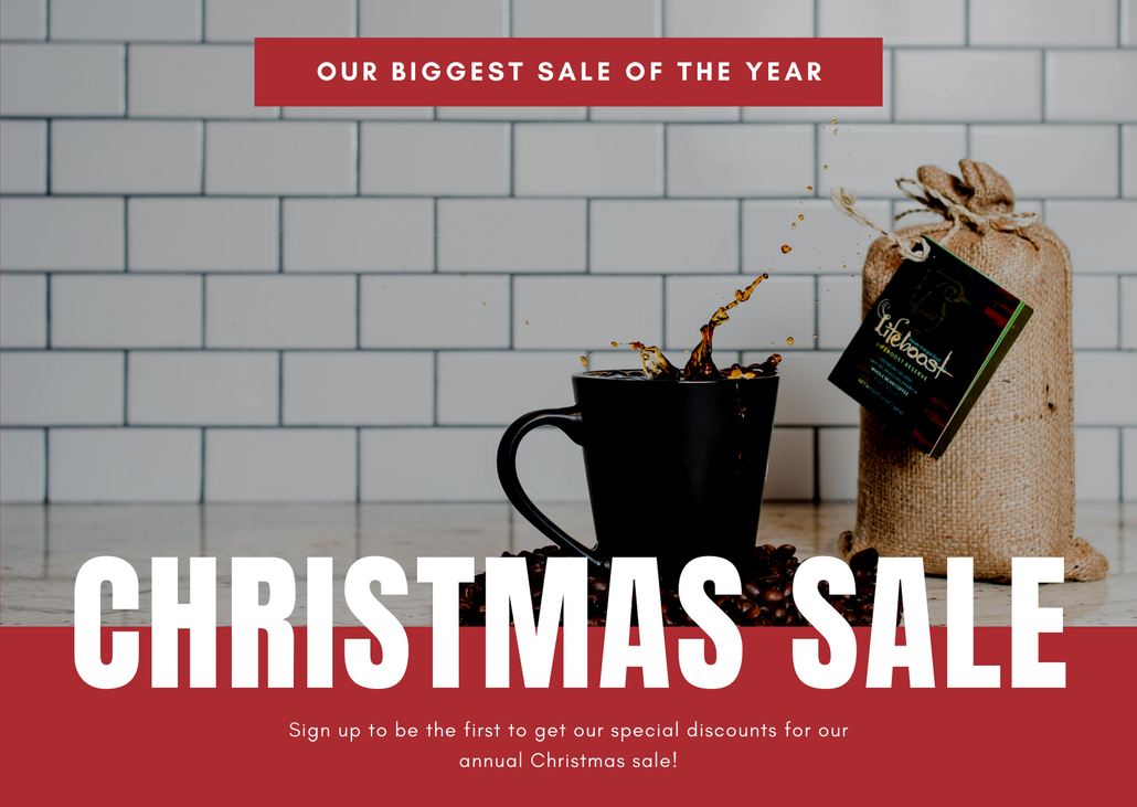 2019 Holiday Sale is Almost Here!