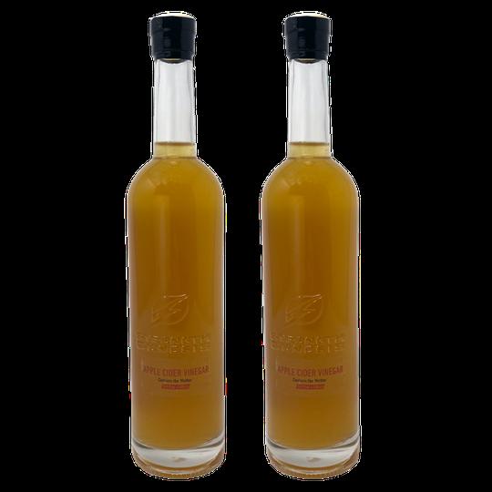 Strength Genesis Apple Cider Vinegar Bottles Two