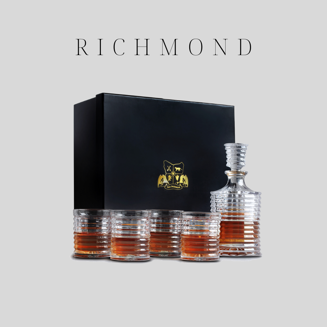 Van Daemon Richmond Decanter Set