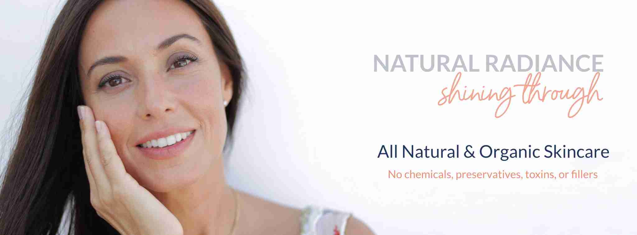 All-Natural and Organic Skincare