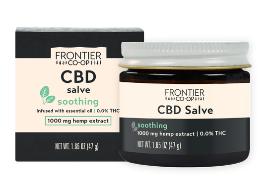 cbd daily soothing salve