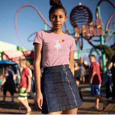 Mickey Ballerina T-Shirt