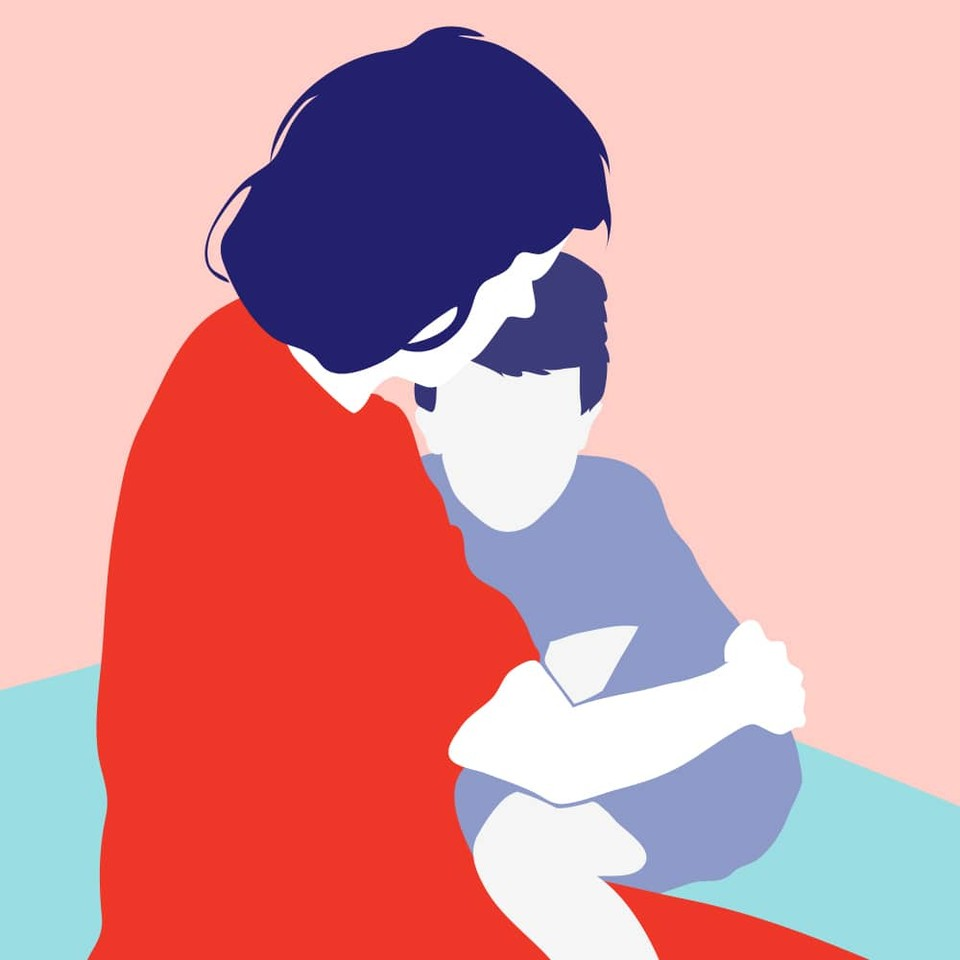 """When your child comes to you with a nightmare, instead of dismissing them by saying """"it's not real,"""" try to figure out what's bothering them."""