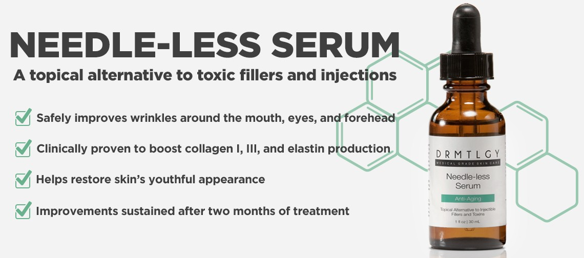 Needle-less Serum by DRMTLGY Benefits