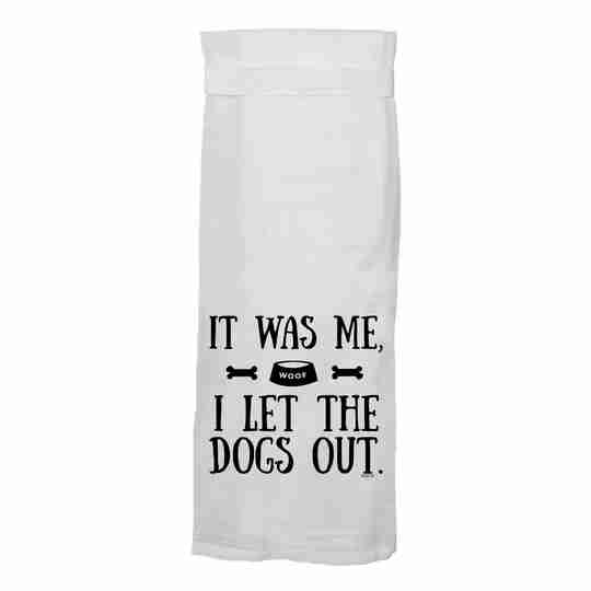 Funny Dish Towel | Twisted Wares®