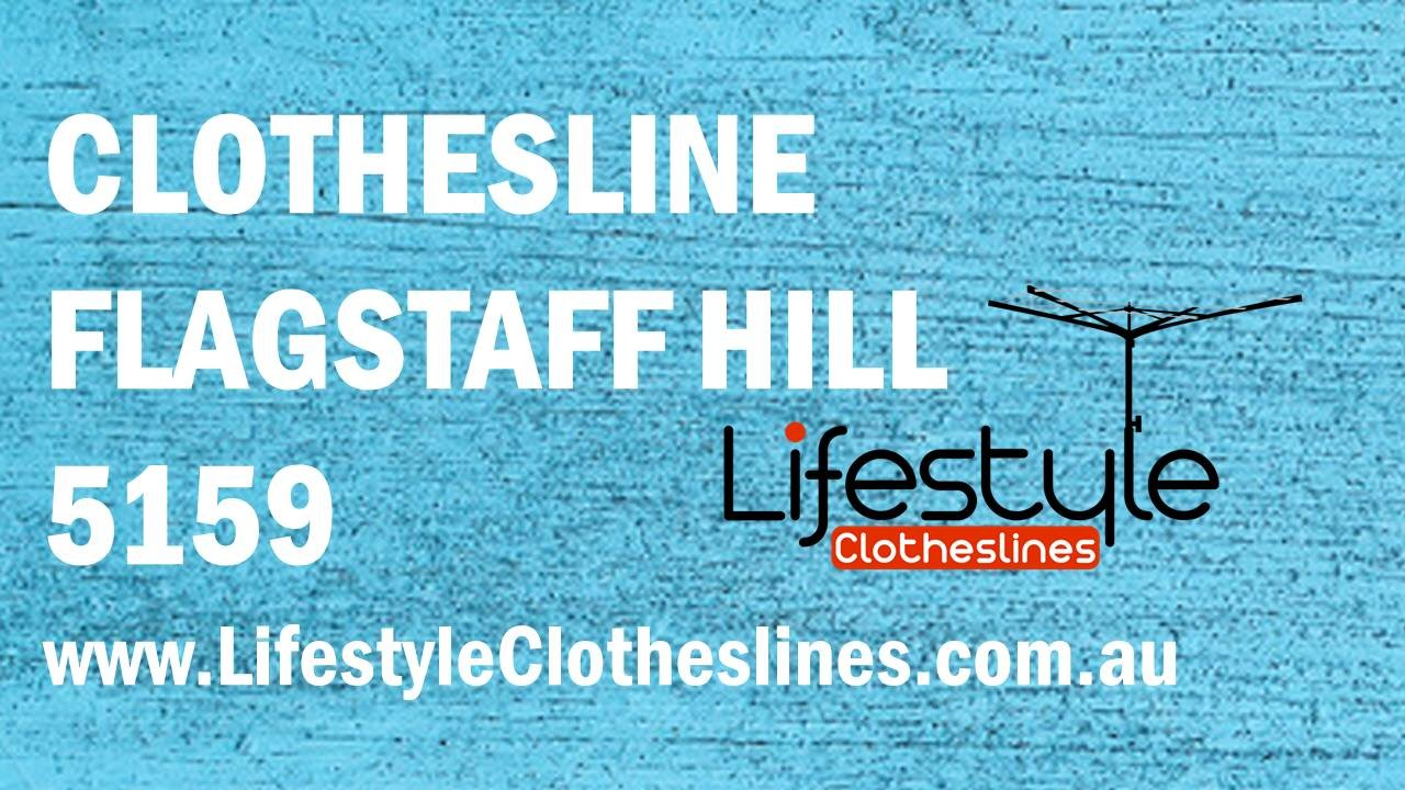 Clotheslines staff Hill 5159 SA