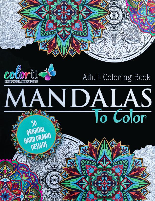 Mandalas Volume 1