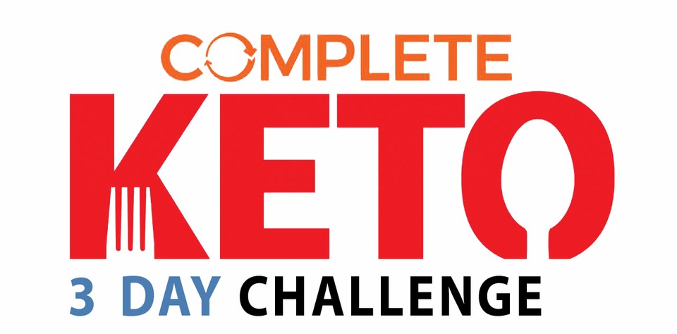 Complete Keto 3-Day Challenge