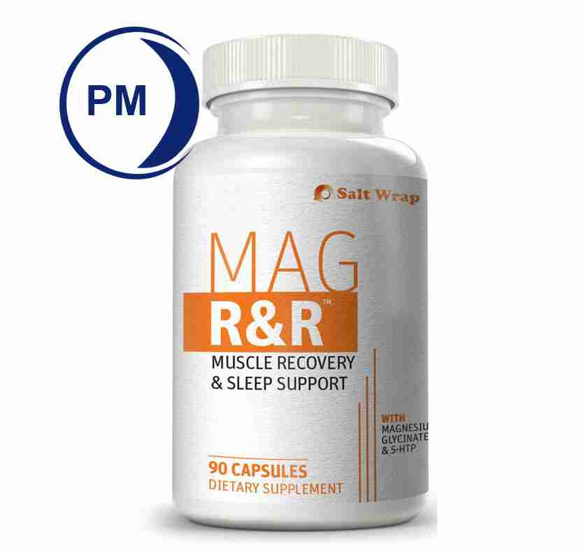 mag R&R natural muscle relaxer for leg cramps