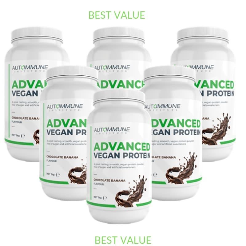 Advanced Vegan Protein - Six Pack