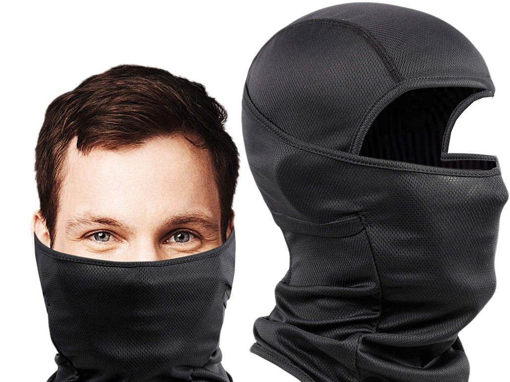 Summer Balaclava Face Mask Men