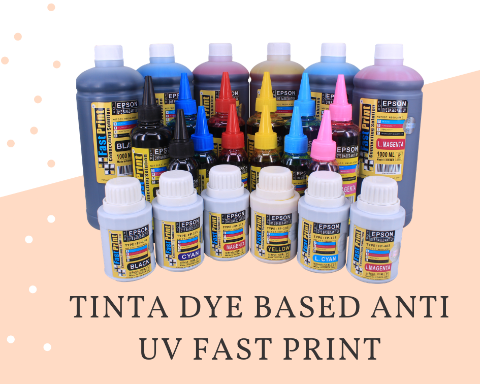 tinta dye based anti uv