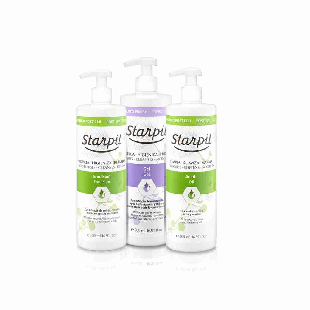 Starpil Wax Pre and Post Oil Treatment
