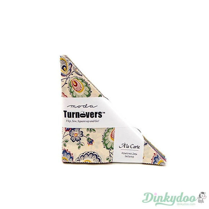 turnover fabric precuts