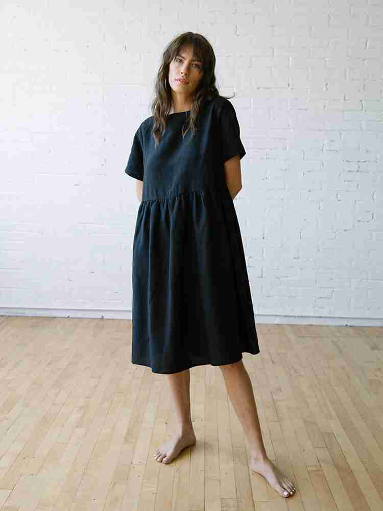 Tradlands Nico Dress in Black - Cost Per Wear Analysis