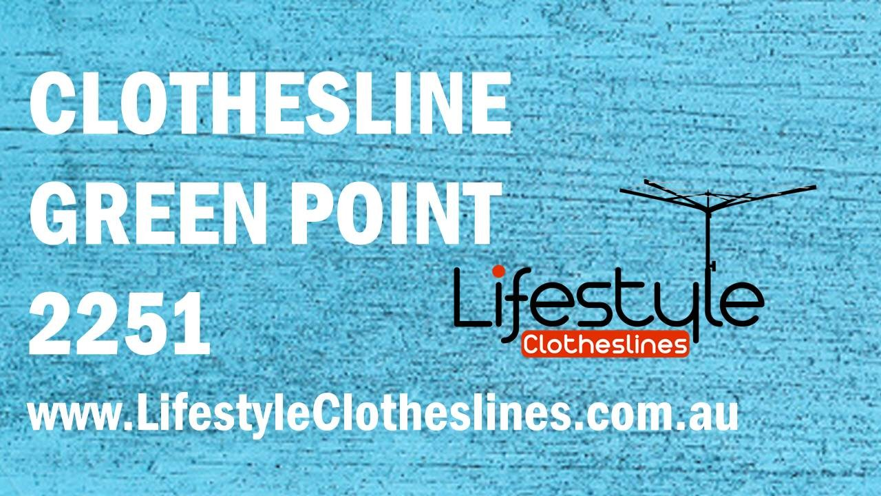 Clotheslines Green Point 2251 NSW