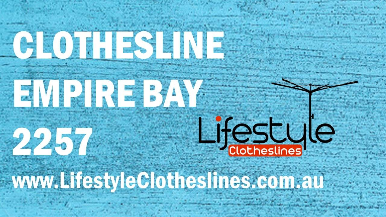 Clotheslines Empire Bay 2257 NSW
