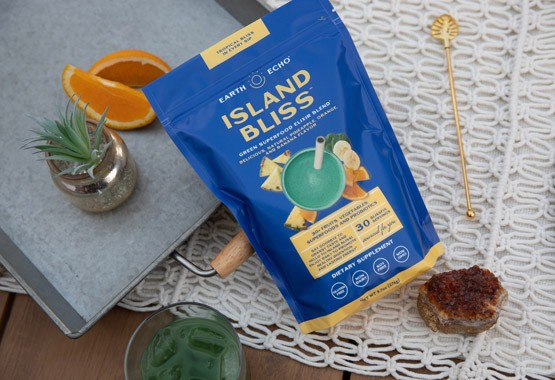 Island Bliss by Earth Echo Foods - Pristine Minerals