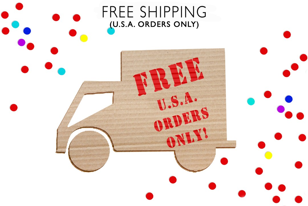 FREE SHIPPING within the United States