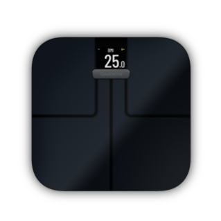 BODY MASS INDEXGet an accurate measurement of how your mass relates to your height to see if you're in a healthy range. Garmin INdex S2 Scale