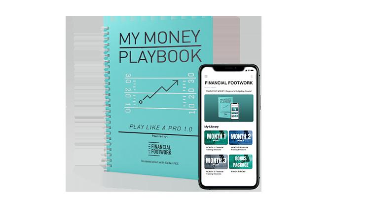 My Money Playbook Online Coaching Financial Footwork