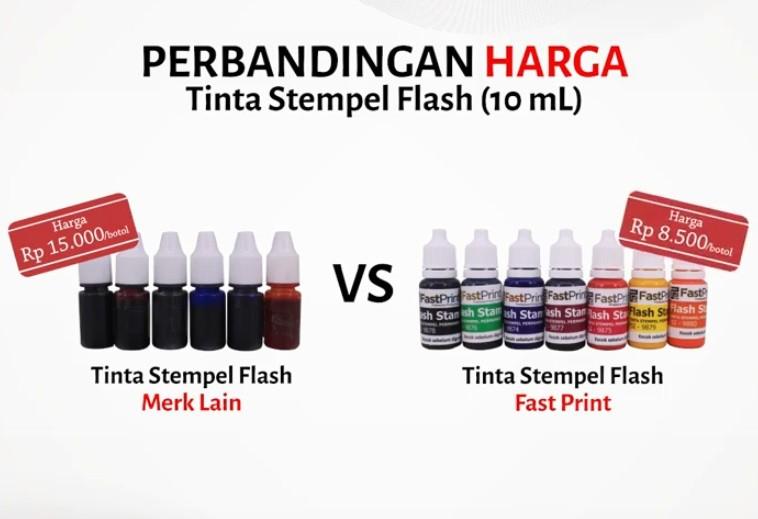 tinta stempel murah
