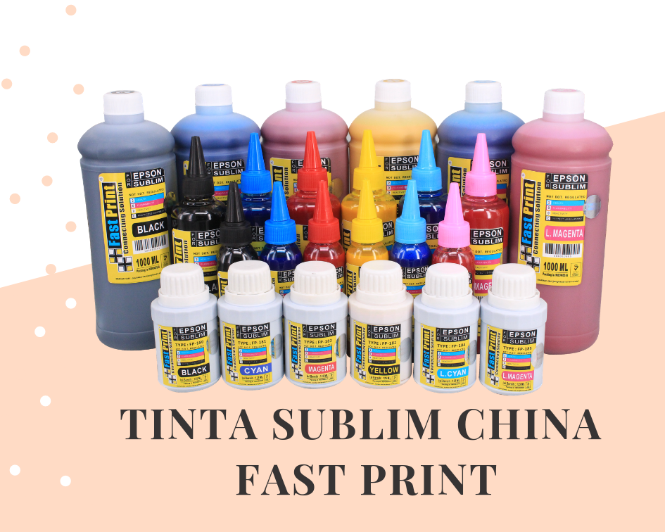 tinta sublim china fast print
