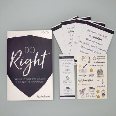 Do Right Bible study for kids