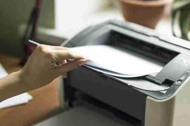 setting printer tercepat