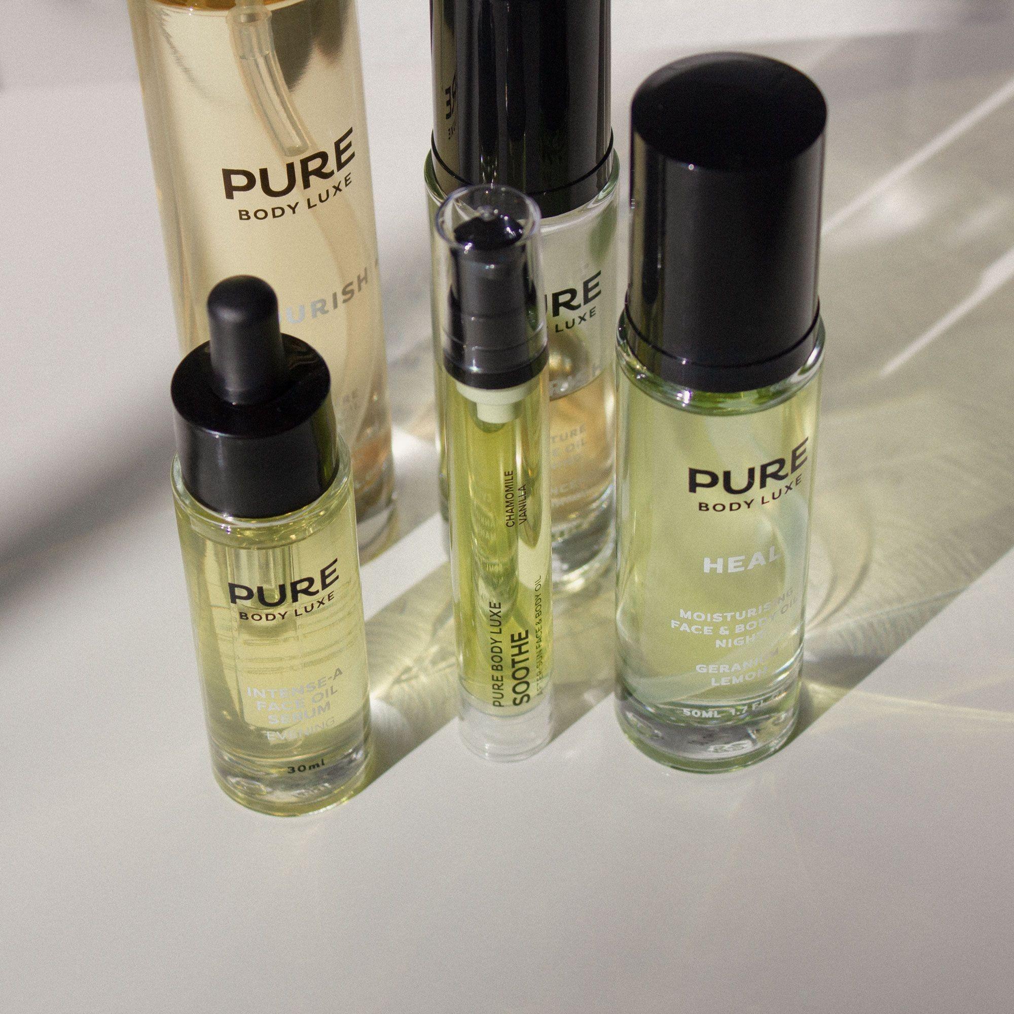 Pure Body Luxe Oils