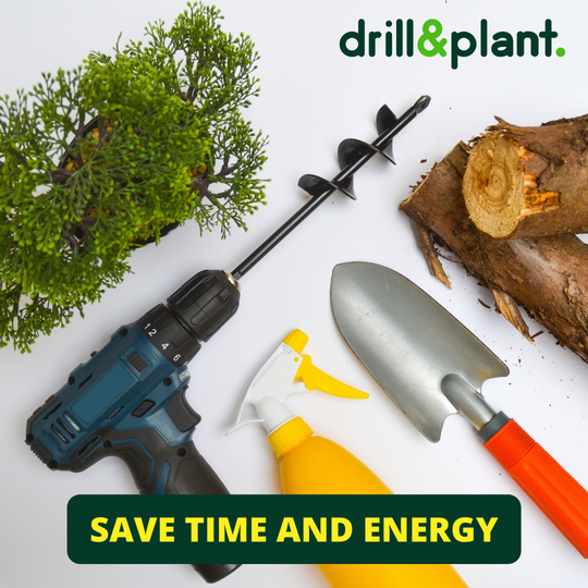 The Drill Plater will save you time and energy