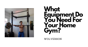 Home Gym Blog
