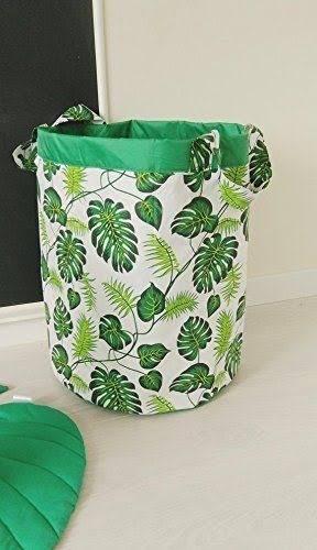 tropical laundry hamper