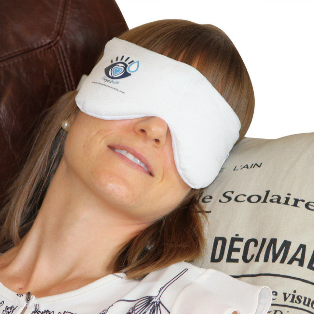 Heyedrate Warm Compress Dry Eye Mask