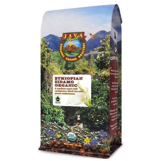 Ethiopian Sidamo Organic