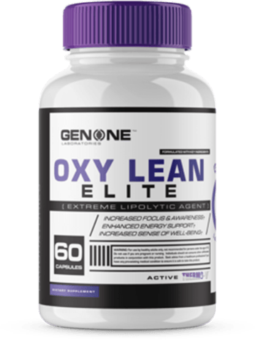 Oxy Lean Elite 1 bottle