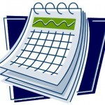 calendrier punaise