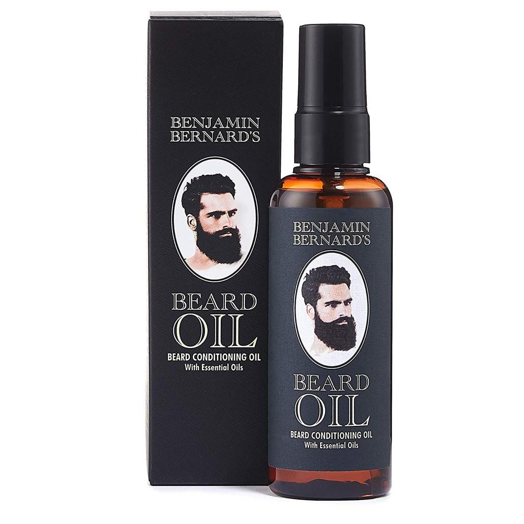 Benjamin Bernard's Beard Oil