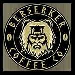 Berserker Coffee Company Logo Der Stärkste Kaffee Der Welt